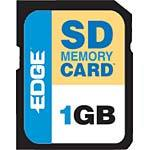 Edge 1GB Secure Digital Card EDGDM-197230-PE