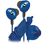 Iluv iLuv Hi-Fi In-Ear Headphones with