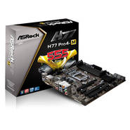 ASRock H77 PRO4-M
